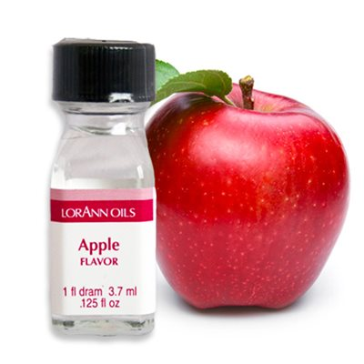 Apple Flavour Oil 3.7ml - LorAnn
