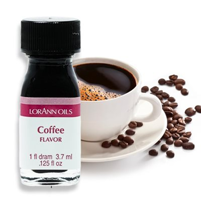 Coffee Flavour Oil 3.7ml - LorAnn