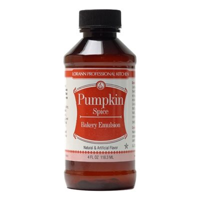 Pumpkin Spice Baking Emulsion - LorAnn