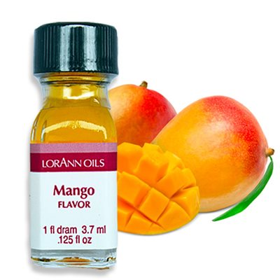 Mango Flavour Oil 3.7ml - LorAnn