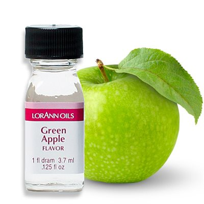 Green Apple Flavour Oil 3.7ml - LorAnn