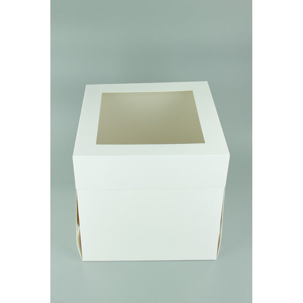 Cake Box TALL 10 inch - (10-12 inches high)