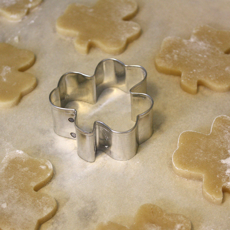 4 Leaf Clover / Shamrock Cookie Cutter