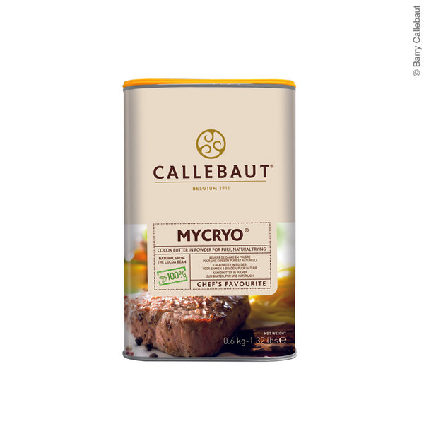 Callebaut Mycryo Cocoa Butter 600g