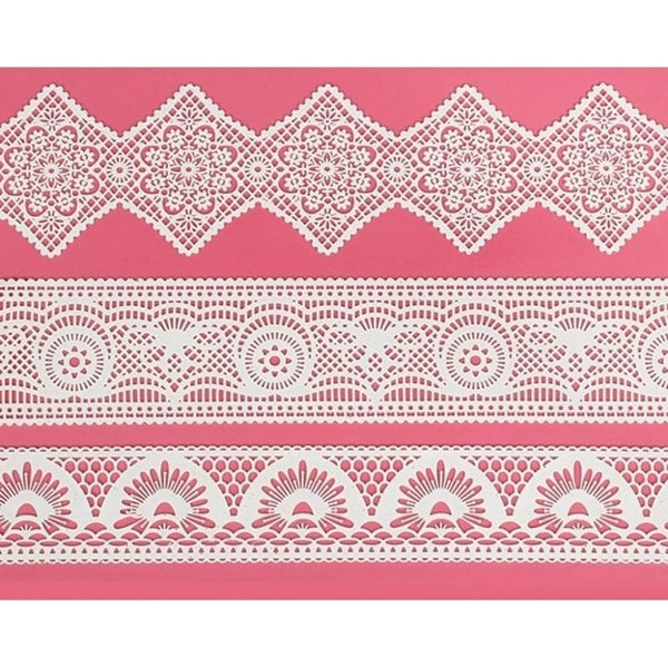 Art Deco Cake Lace Mat