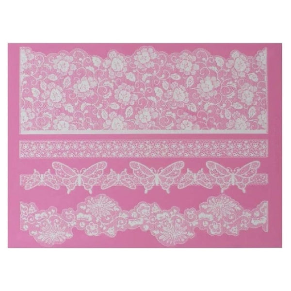 Madame Butterfly Lace Mat
