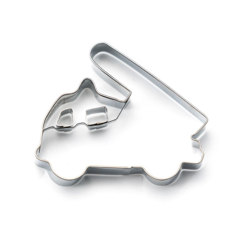 2D FIRE ENGINE COOKIE CUTTER - GERMAN MADE