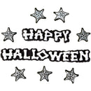 Happy Halloween Royal Icing Sugar Decorations - Wilton