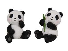 Baby Panda 5cm - Cake Ornament - Asstd Design- Cake Ornament