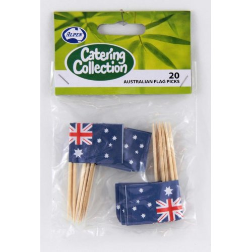 Australian Flag - Cupcake Picks