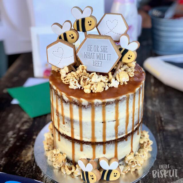 Embosser - What Will Baby Bee - by Little Biskut