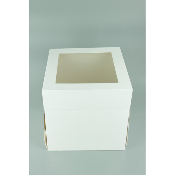 Cake Box TALL 8 inch - (10 inches high)