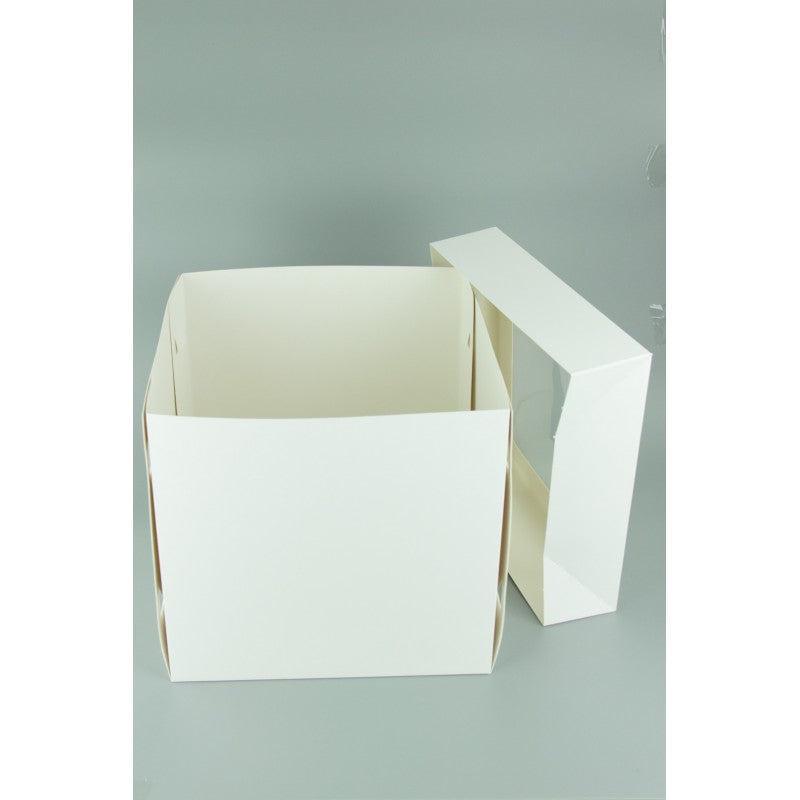 Cake Box TALL 14 inch - (12 inches high)