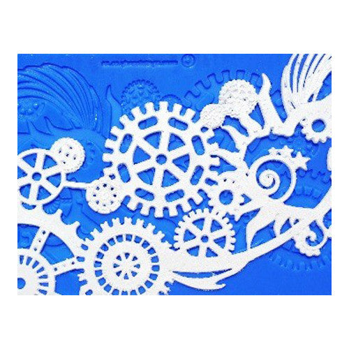 Victoriana Steampunk Cake Lace Mat By Crystal Candy