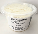 Albumen (Egg White) Powder 40g