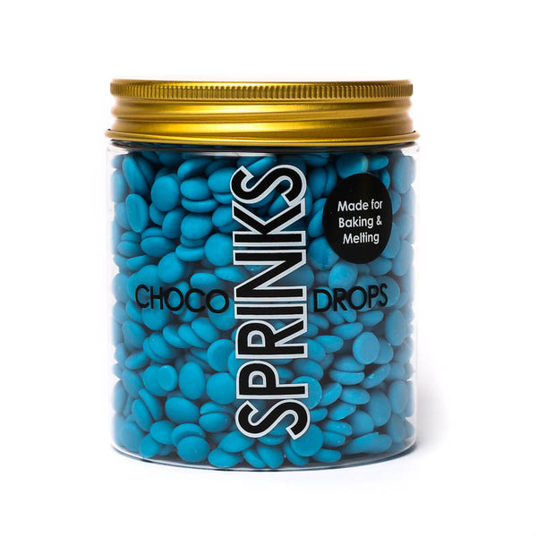Candy Melts / Choco Drops - Blue - Sprinks