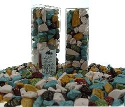 Chocolate Rocks Pillar (Milk Chocolate Candies) 110g