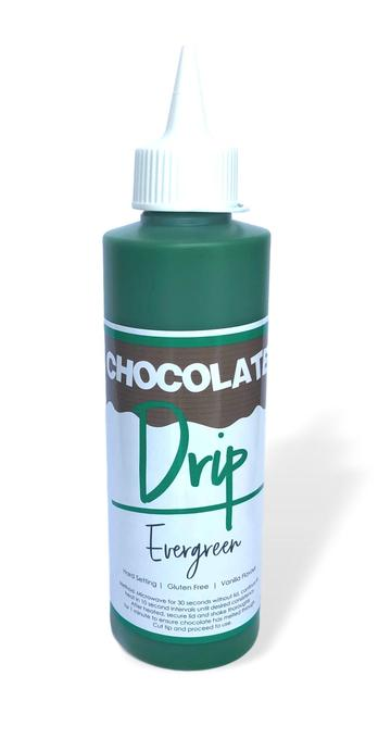 Evergreen Chocolate Drip 250g
