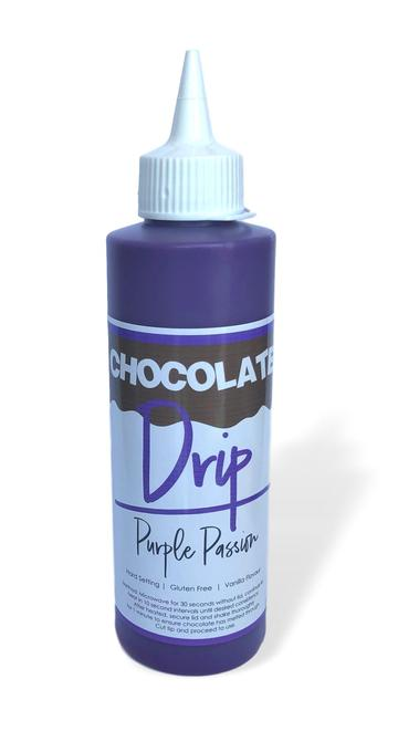 Purple Passion Chocolate Drip 250g