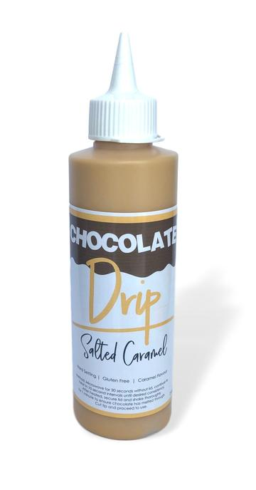 Salted Caramel Chocolate Drip 250g