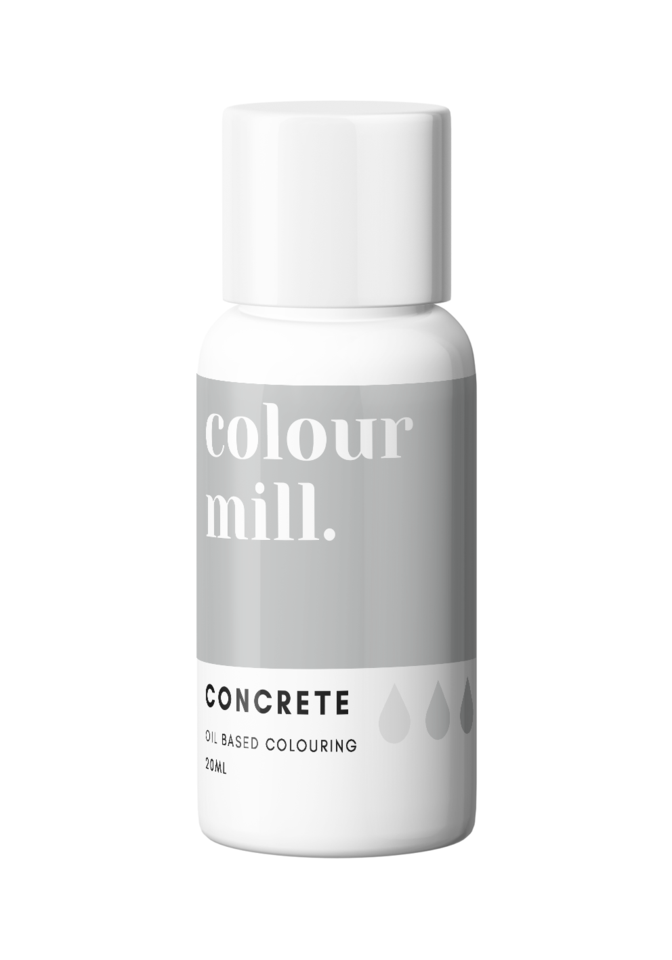 Colour Mill - Concrete - Oil Based Colour 20ml