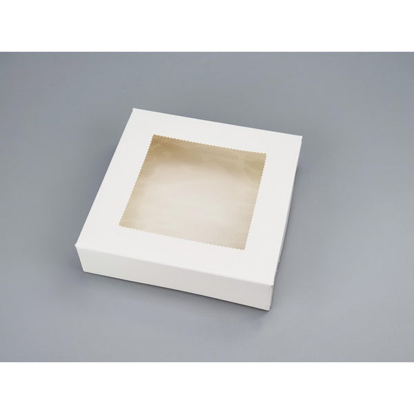 Cookie / Biscuit Box 6 inch square