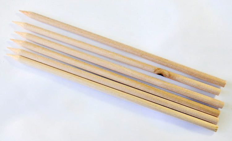 Wooden / Timber Dowels - 12 inch length