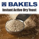 Yeast - Instant Active Dry Yeast 500g