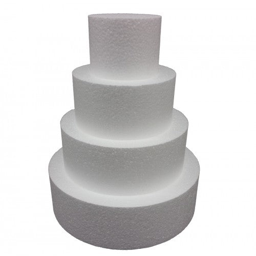 Round Cake Dummy (4 inch height)