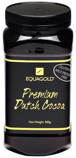 Premium Dutch Cocoa 300g - Equagold