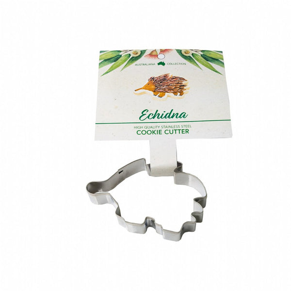 Echidna Cookie Cutter & Recipe Card