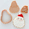 Embosser & Cutter Set - Santa - Christmas by Little Biskut