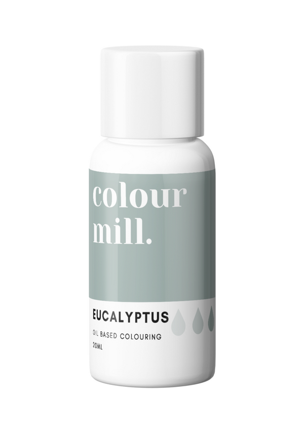 Colour Mill - Eucalyptus - Oil Based Colour 20ml