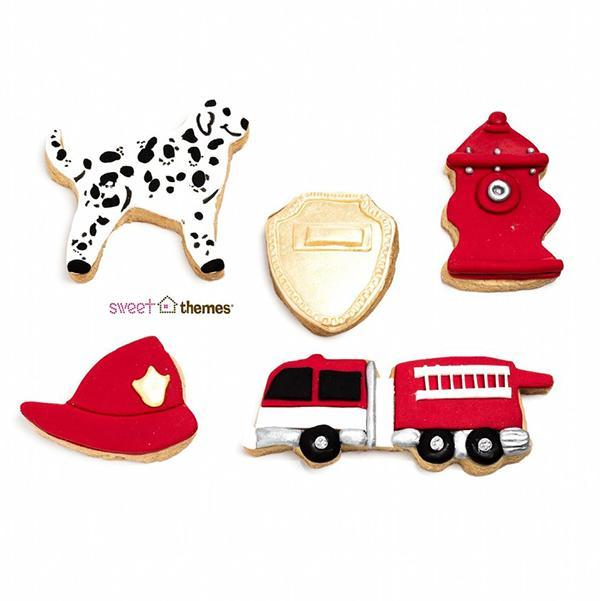 Shield / Badge / Fire Badge Cookie Cutter