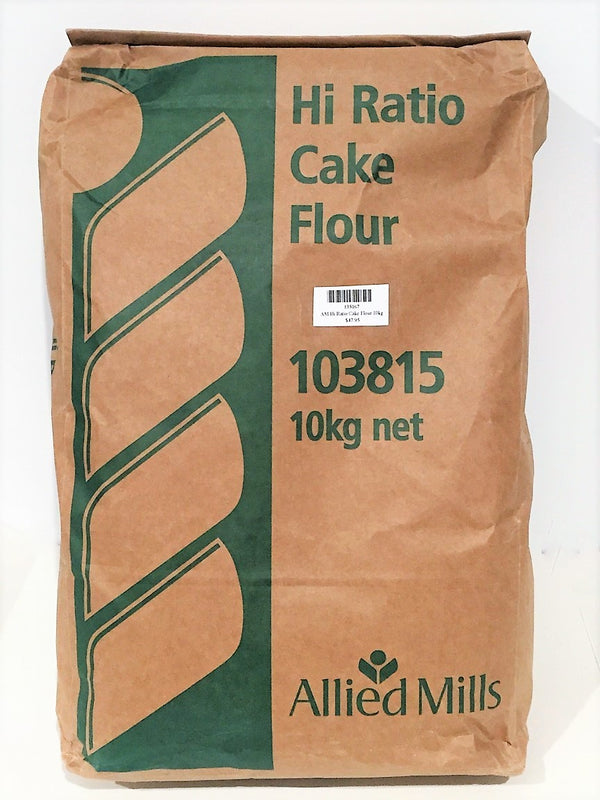 Flour - Hi Ratio Cake Flour Bulk 10kg - Allied Mills