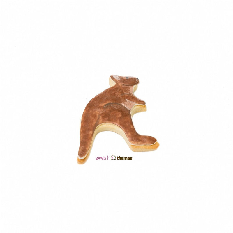 Kangaroo Cookie Cutter & Recipe Card