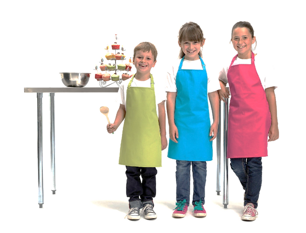 Kids Apron - Blue