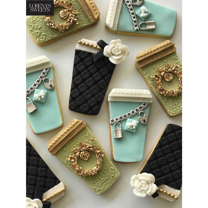 Cookie Decoration Kit - Latte Assortment