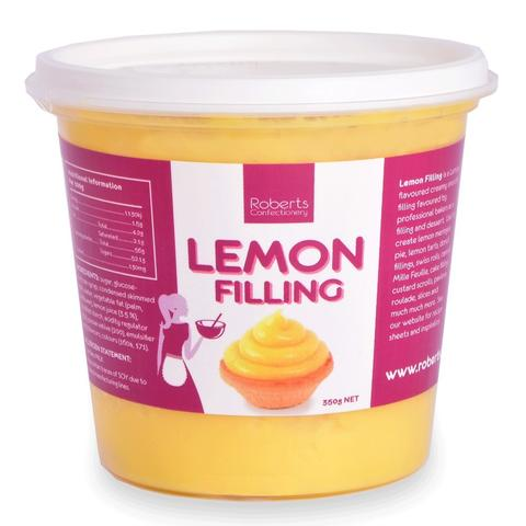 LEMON FILLING 350g