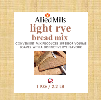 Convenient bread mix produces superior volume loaves with a distinctive rye flavour. Create loaves, sliced breads, cob-loaves, rolls, and cottage loaves at home. Just add yeast and water. Latorta