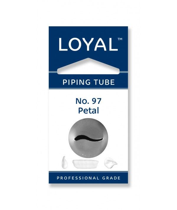 No 97 Petal Small Piping Tip - Loyal