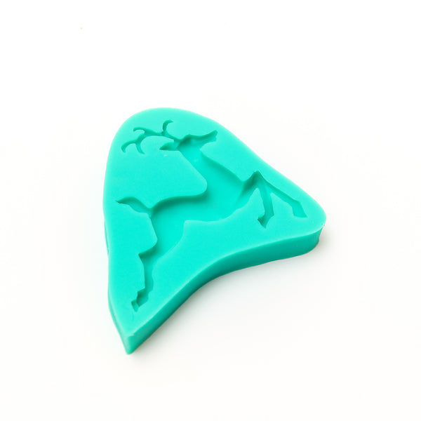 Silicone Mould - Reindeer