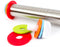 Rolling Pin - Adjustable Height Stainless Steel Rolling Pin