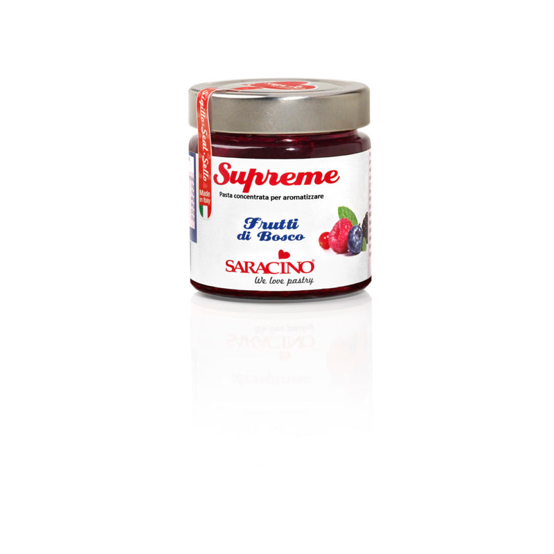 Wild Fruits Paste 200g - Saracino