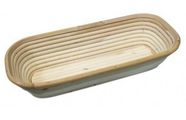 Bread Proofing Basket - Rattan - 500g 22x13cm