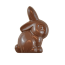 3D EASTER RABBIT 12CM CHOCOLATE MOULD