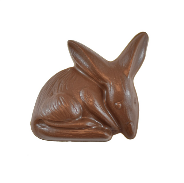 EASTER BILBY 6.5CM 3D CHOCOLATE MOULD #125