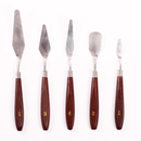 Sculpting Tools ( Spatula / Palette Knife ) 5 pc set