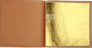 Edible Gold Leaf - 25 sheets transfer 23ct - Connoisseur Gold