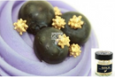 Gold Nuggets - 23ct gold coated edible sugar decorations - by Connoisseur Gold